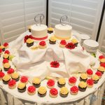 Cupcake Display Table