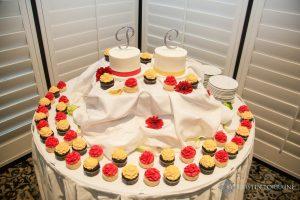 Cupcake Display Table